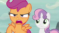 "Scootaloo frustrated ""this ends now!"" S7E8"
