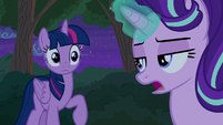 "Starlight Glimmer ""we don't need the whole speech"" S6E25"