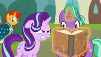 Starlight losing her patience with her father S8E8
