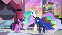 "Twilight ""delegating and trusting others"" S9E17"