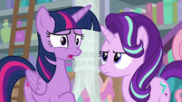 "Twilight ""has to be causing this"" S8E25"