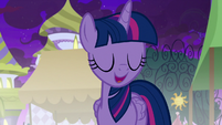 "Twilight ""panicking won't solve anything"" S9E17"