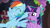 Twilight -Let's not get carried away- S5E11
