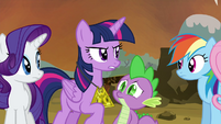 Twilight -We have to get to the chest- S4E26