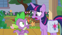 """Twilight Sparkle """"we can find her"""" S9E5"""