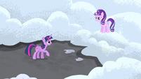 Twilight confrontando a Starlight 02 El Mapa Cutie Parte 2
