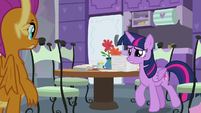Twilight sympathizing with Smolder S9E9