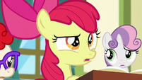 Apple Bloom --what for--- S6E14