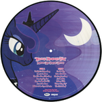 Dysk A - Magical Friendship Tour Luna Variant