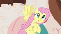 "Fluttershy ""so many more possibilities"" S7E12"