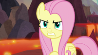 "Fluttershy ""you're dealing with Fluttershy"" S9E9"