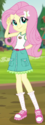 Fluttershy Camp Everfree outfit ID EG4