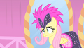 Fluttershy almost cross eyed S1E20.png