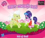 Happy Mother's Day MLP mobile game