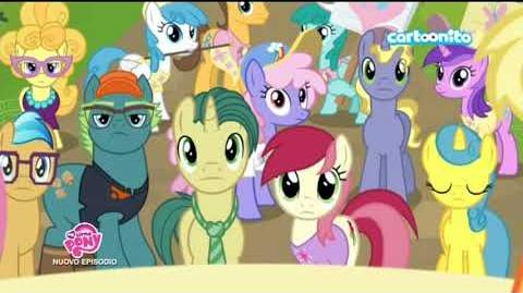ITALIAN My Little Pony Canzone Siamo work in progress HD