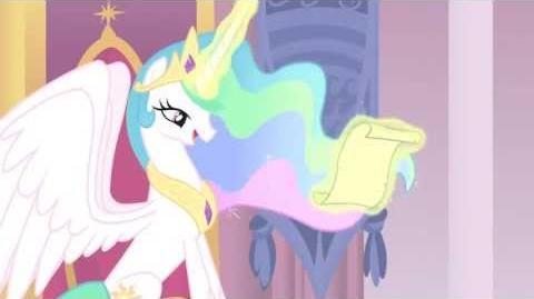My Little Pony A Amizade é Mágica - Abertura da 2ª Temporada (1080p)