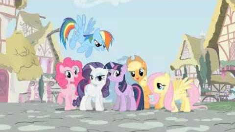 My Little Pony Friendship is Magic Mexican Opening