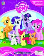 My Little Pony My Busy Books front cover