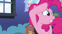 "Pinkie ""usually way better at hide-and-seek"" S8E3"