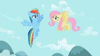 Rainbow Dash 'ya think' S2E07
