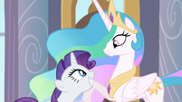 Rarity Thank you! S2E9