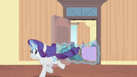 Rarity in a hurry S4E08