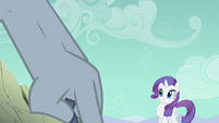 Rarity oh that's not good S1E19