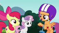 Scootaloo --we can still do what we're best at-- S6E19