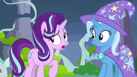 Starlight Glimmer -Pharynx is a lost cause- S7E17