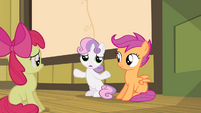 """Sweetie """"it could change everything for you"""" S4E17"""