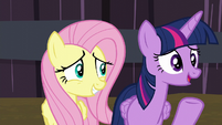 "Twilight ""we're here to help you become friends"" S5E23"