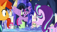 "Twilight ""you opened portals through time"" S7E25"