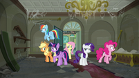 Twilight --But are you sure you'll be ready to open tonight--- S6E9