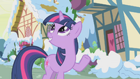 Twilight -maybe I can help clear the clouds- S1E11