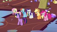 Twilight -we want to make sure Equestria- S5E11