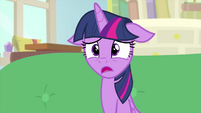 "Twilight Sparkle ""I'm terrified of..."" MLPS4"