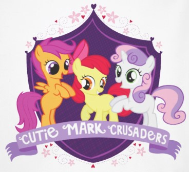Zazzle Cutie Mark Crusaders crest