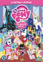 A Canterlot Wedding UK DVD