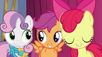 Apple Bloom --leave everything to us-- S6E4