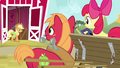 Big Mac and Apple Bloom looking at AJ S4E09.png
