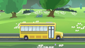 Bus going down the road EG4.png