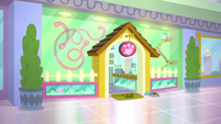 Canterlot Animal Shelter exterior shot SS7