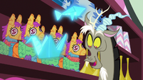 Discord happy to see Pinkie Pie S7E12