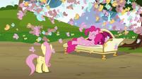 Fluttershy 'Feeling better, Pinkie' S3E3