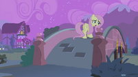 Fluttershy 'in front of anypony' S4E14