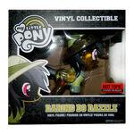 Funko Daring Do glitter vinyl figurine packaging