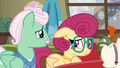 Mr. and Mrs. Shy feeling embarrassed S6E11.png