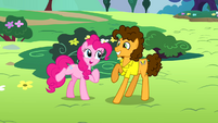 "Pinkie Pie ""I was the pony"" S4E12"