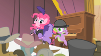 Pinkie Pie -So what do you say- S01E21