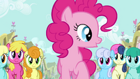 Pinkie Pie marching 2 S2E18